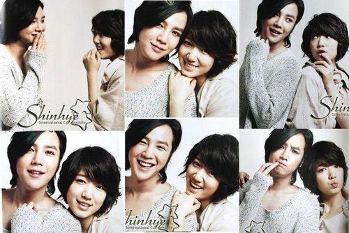 ♥Jang Geun Suk & Park Shin Hye♥
