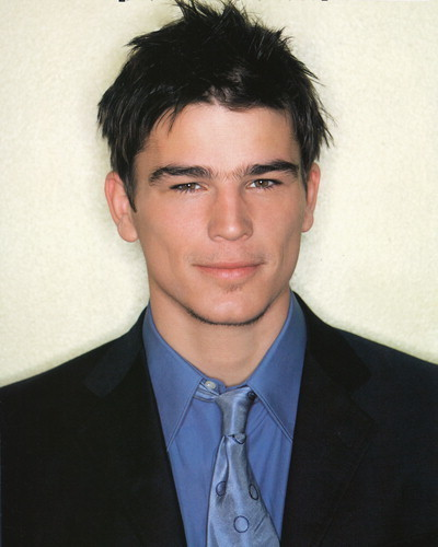 Josh Hartnett achtergrond with a business suit, a suit, and a krijtstreep, pinstripe titled ♥Josh Hartnett♥