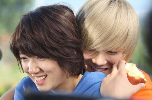 ♥Lee Hong Ki & Park Shin Hye♥ - anjell Photo