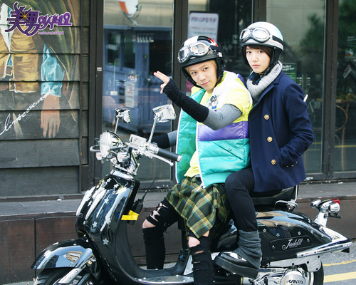 ♥Lee Hong Ki & Park Shin Hye♥