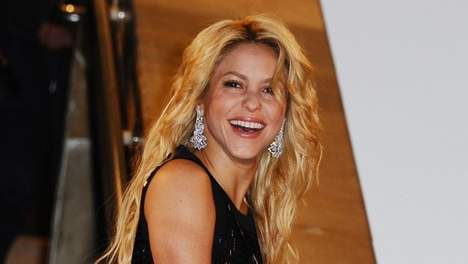 """Shakira is completely crazy about of Gerard Pique"""