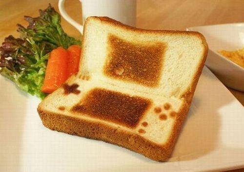 ...Toast.