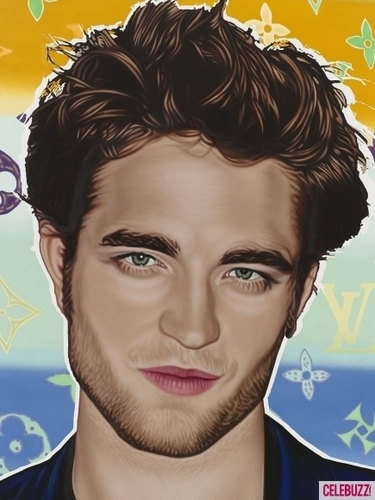 Robert Pattinson wallpaper possibly with a portrait called  [URL=
