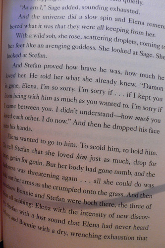 ...didn't realize how much you loved each other - MIDNIGHT SPOILERS!