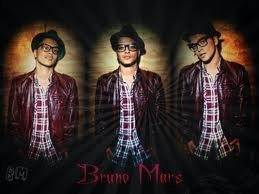 1024 x 768 Buno Mars wallpaper