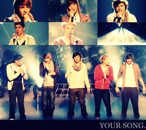 1D = Heartthrobs (Ur Song) 100% Real :) x