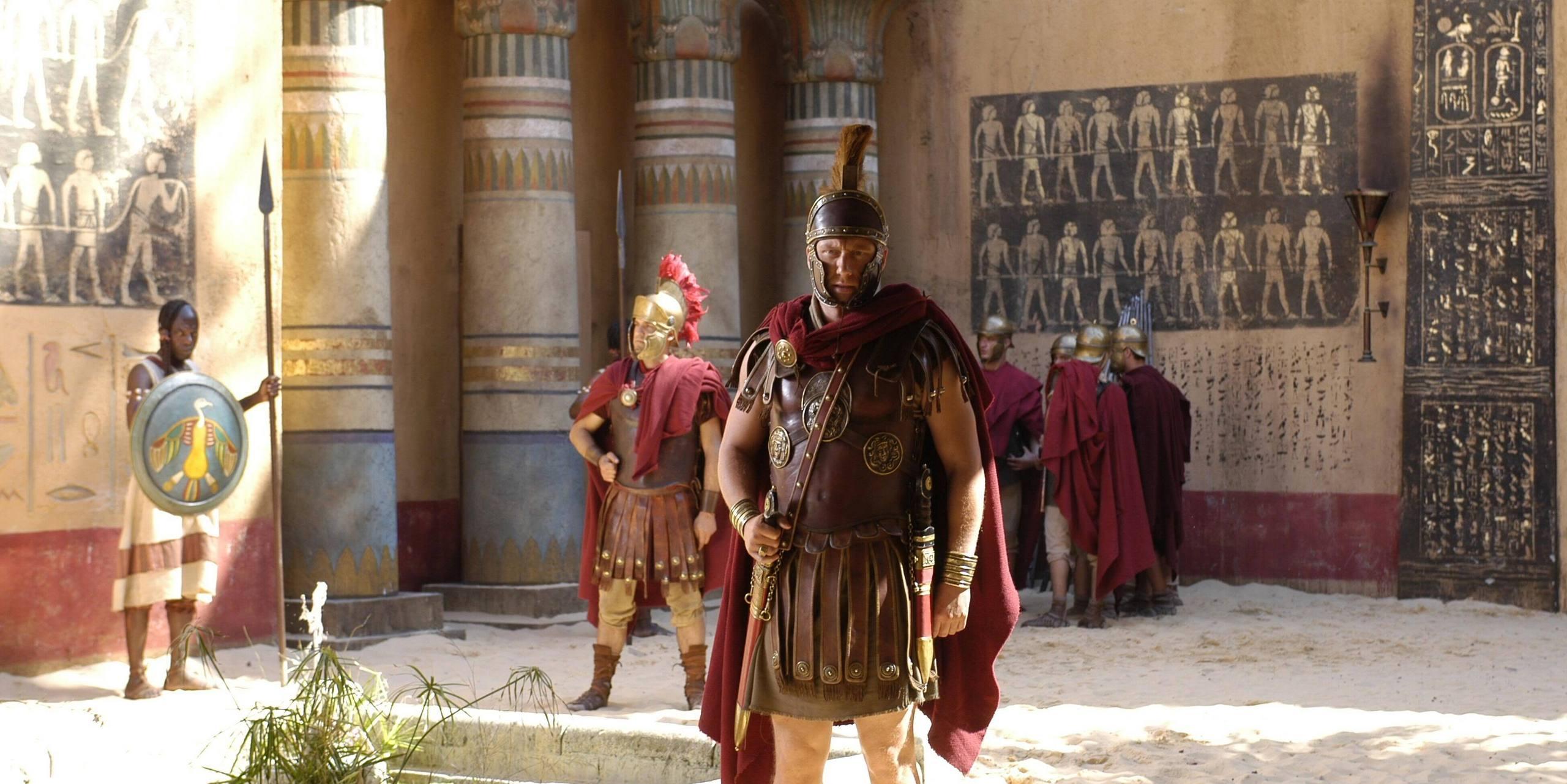 1x08 Caesarion - Rome Photo (18982903) - Fanpop