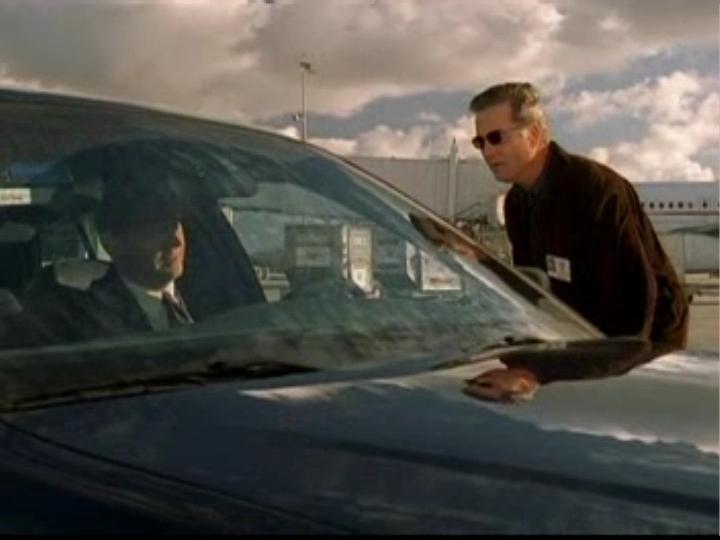 1x09- Unfriendly Skies