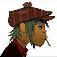 2d Images 2d Demon Days Wallpaper And Background Photos 18949195