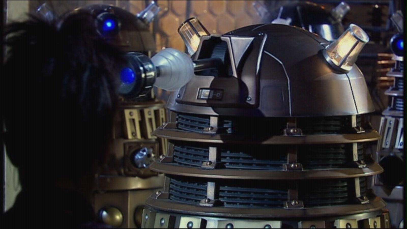 3x04 Daleks in Manhattan