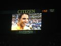 After a kiss from a fan of Noam he was  jolly !!!! - rafael-nadal wallpaper
