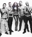 Alexandra Burke & Jls Show Off Their Underwear Range (Photo shoot) 100% Real :) x