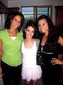 Alyssa, Her Mom, And Her Sister