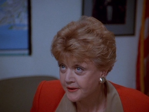 Murder, She Wrote wallpaper called Angela Lansbury as Jessica Fletcher