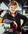 Angela Lansbury as Jessica Fletcher - murder-she-wrote photo