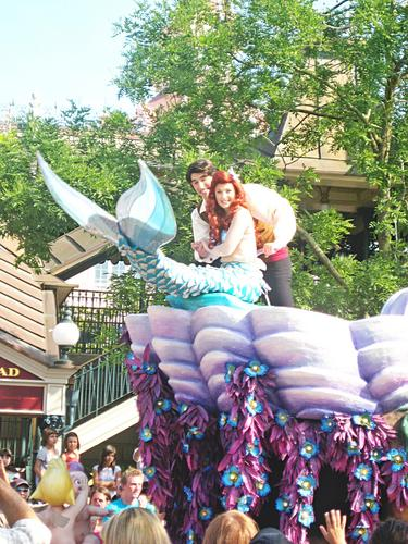 Princess Ariel & Prince Eric @ Disneyland, Paris