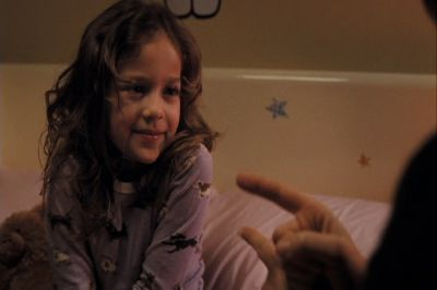 Aryana as Max in Orphan