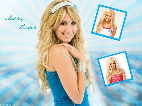 Ashley Tisdale Fan Art ❤