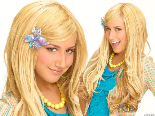 Ashley Tisdale 바탕화면 ❤