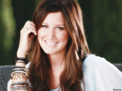 Ashley Tisdale Hintergrund ❤