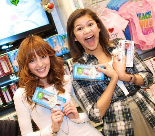 At The Sugar Factory With Adam Irigoyen And bella Avery Thorne