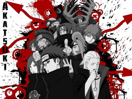 Awesome Akatsuki! - naruto-shippuuden Photo
