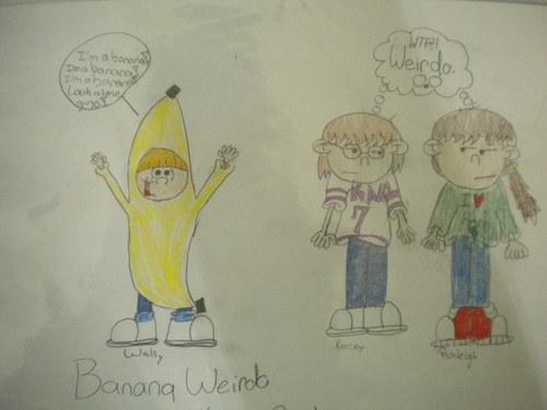 Banana Weirdo