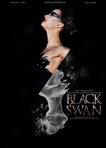 Black schwan DeviantART