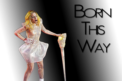 Born This Way Artwork (Cover)
