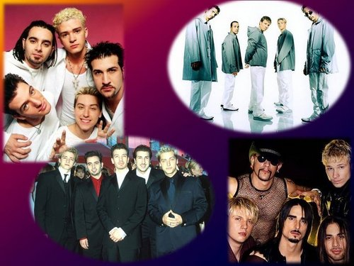Boy Bands - the-90s Fan Art