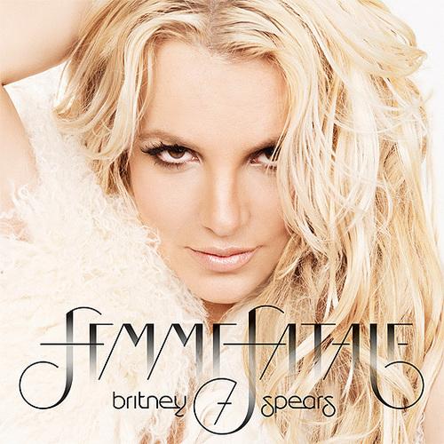 CD Cover 'Femme Fatale'