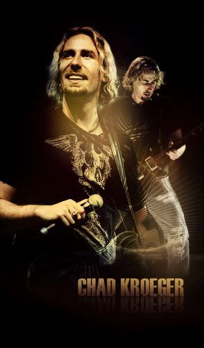 Chad Kroeger wallpaper with a concert entitled Chad Kroeger poster