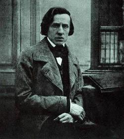 Chopin (circa. 1849)