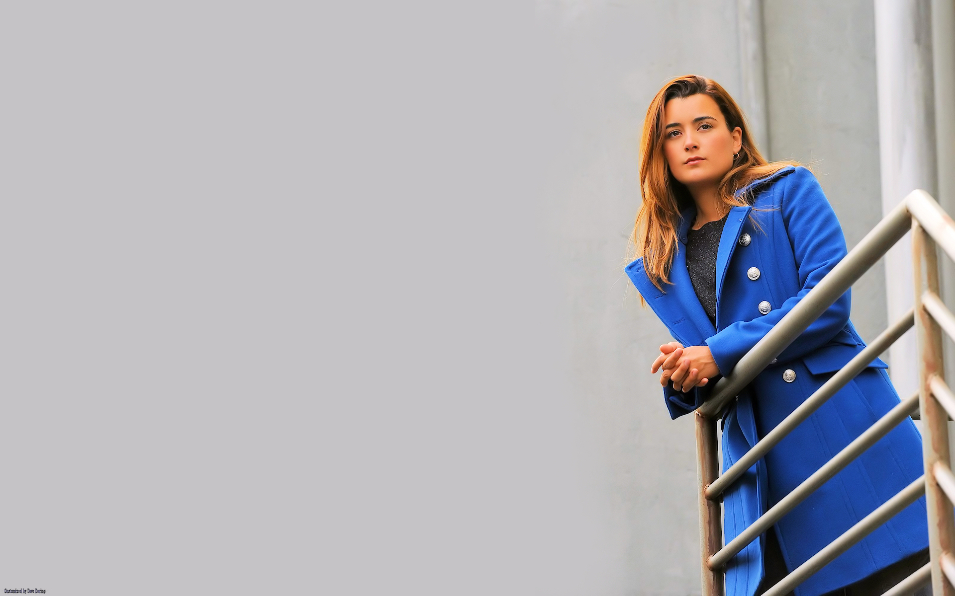 Cote De Pablo Ziva David Wallpaper Ncis