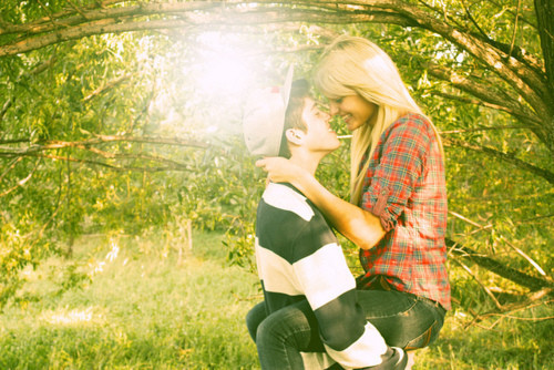 Cute couples. ^_^ - love Photo