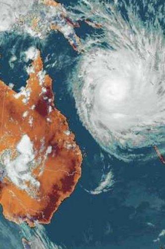 Cyclone Yasi!!!