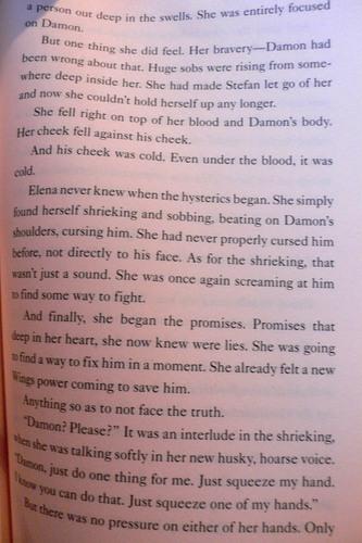 Damon/Elena spoilers for Midnight