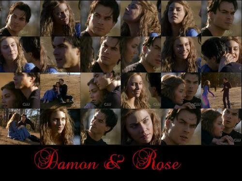 Damon & Rose