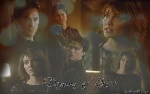 Damon and Rose
