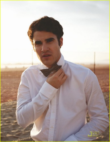 Darren Criss Covers 'Da Man' February/March 2011