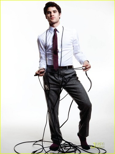 Darren Criss Covers 'Prestige' January 2011