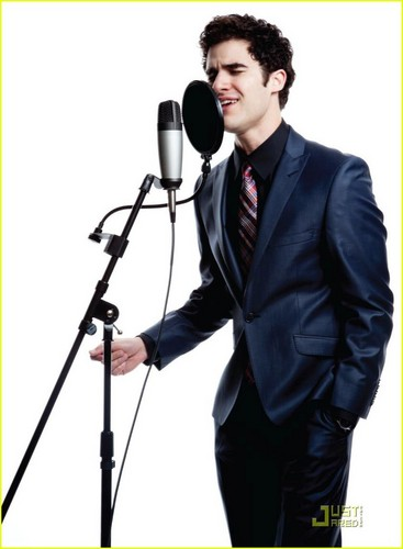Darren Criss Covers 'Prestige' January 2011