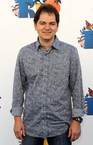 "Director Carlos Saldanha arrives to the Sneak ""Beak"" Screening Of 20th Century Fox's ""Rio"" on Januar"
