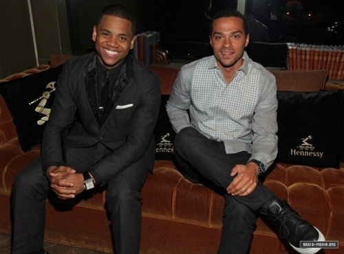 February 2nd: Hennessy Privilege #Intime Dinner Hosted By Mehcad Brooks