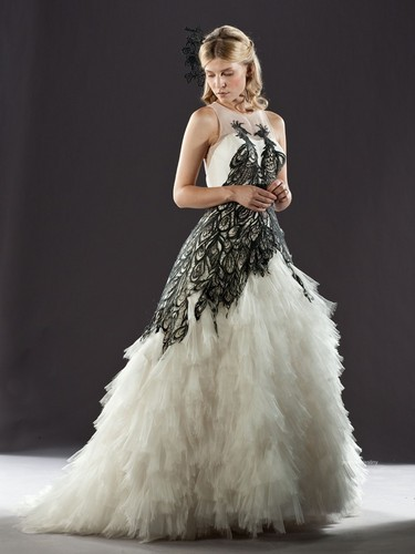 Fleur Wedding Dress - harry-potter Photo