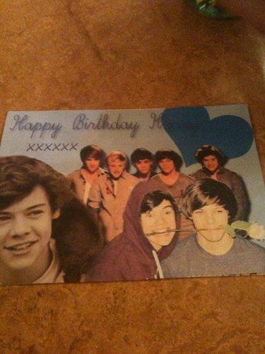 Flirty Harry Celebrating His 17th Birthday 100% Real :) x