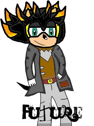Future the hedgehog