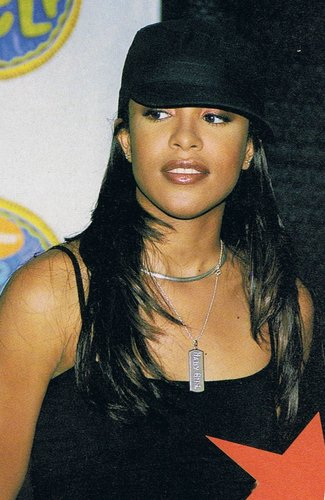 Gorgeous Aaliyah :)