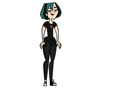 Gwen as SomeBody of TDR (Is it real? i dont know!)