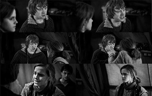 Hermione & Ron
